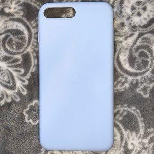 Purple iPhone 8 Plus case